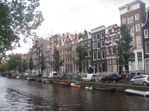 Beautiful canals!